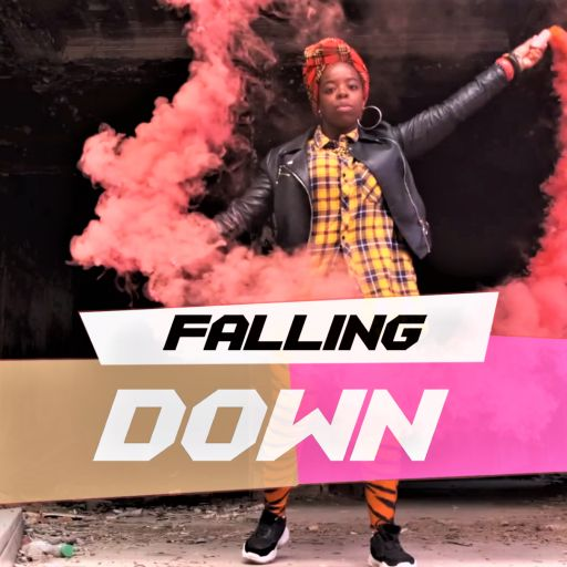 FALLING DOWN -Original Mix-