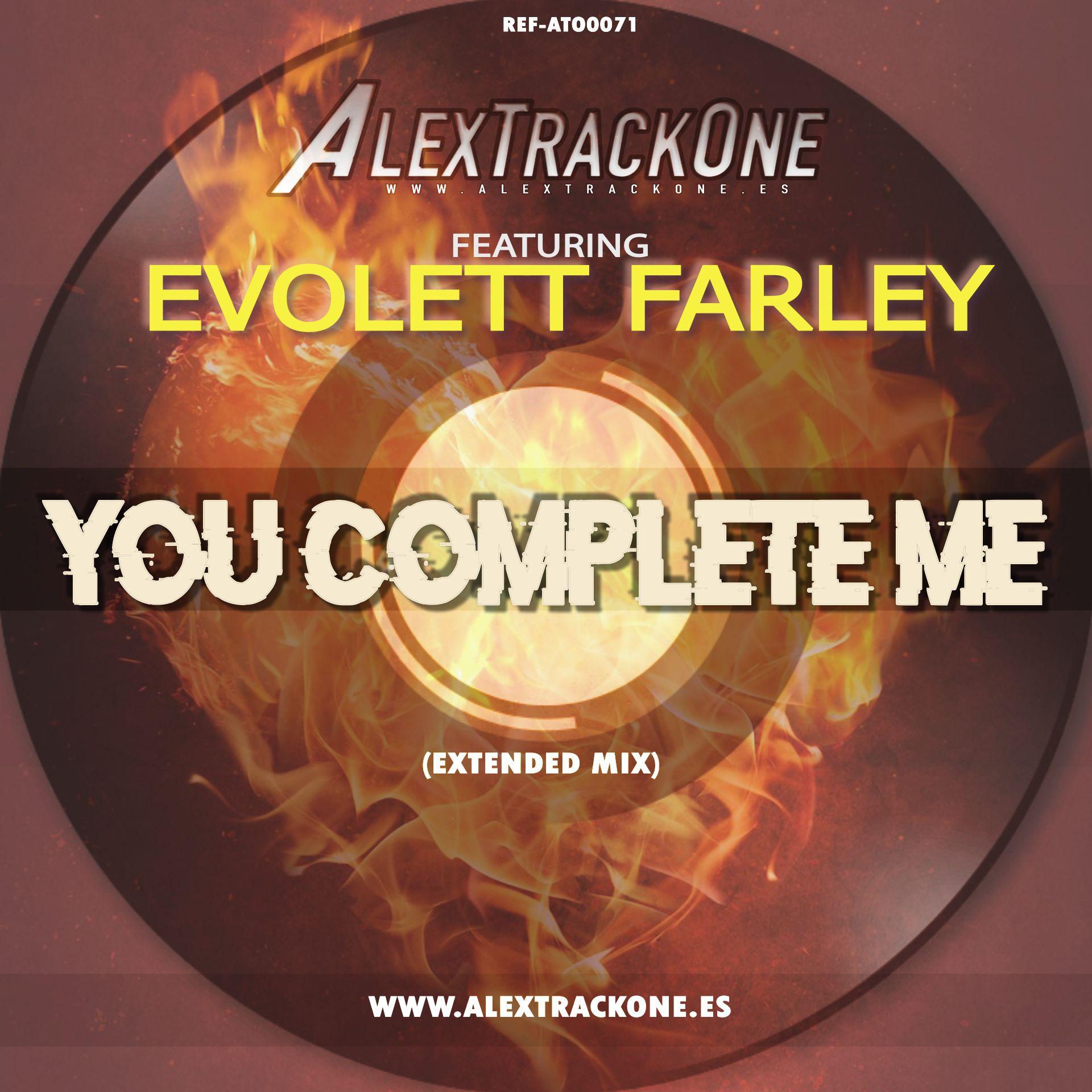 REF-ATO0071 FEAT EVOLETT FARLEY - YOU COMPLETE ME (ORIGINAL MIX) (MP3 & WAV & FLAC)