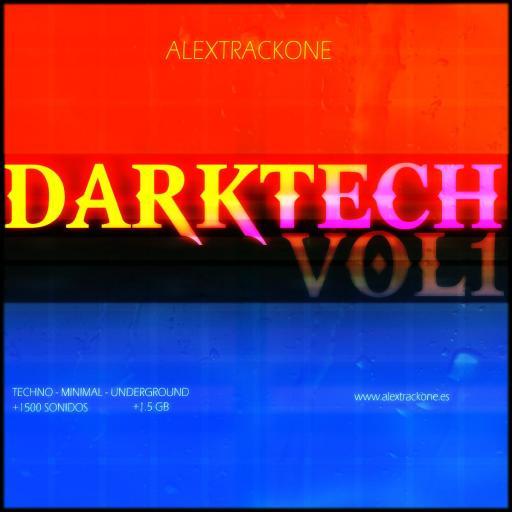 DarkTech Vol 1 - Samples Wav-