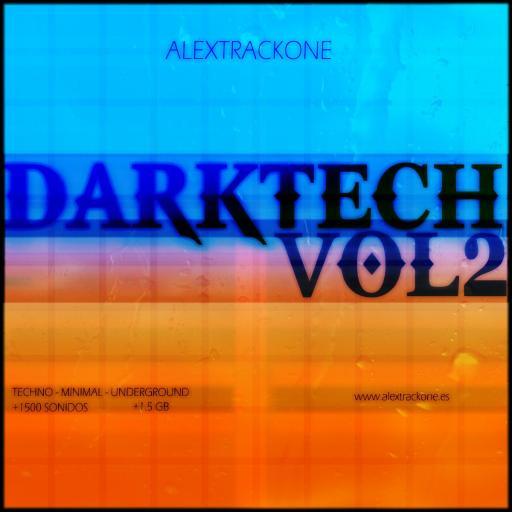 DarkTech Vol 2 - Samples WAV-