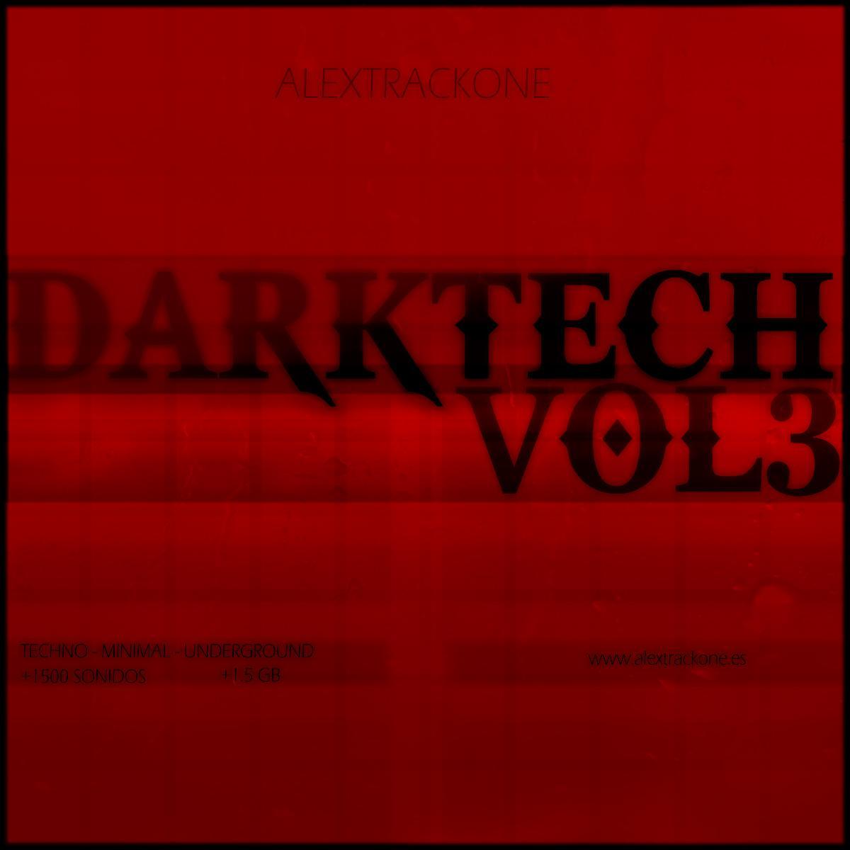 DarkTech Vol 3 - Samples WAV-