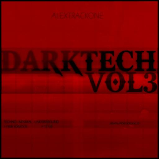 DarkTech Vol 3 - Samples WAV-