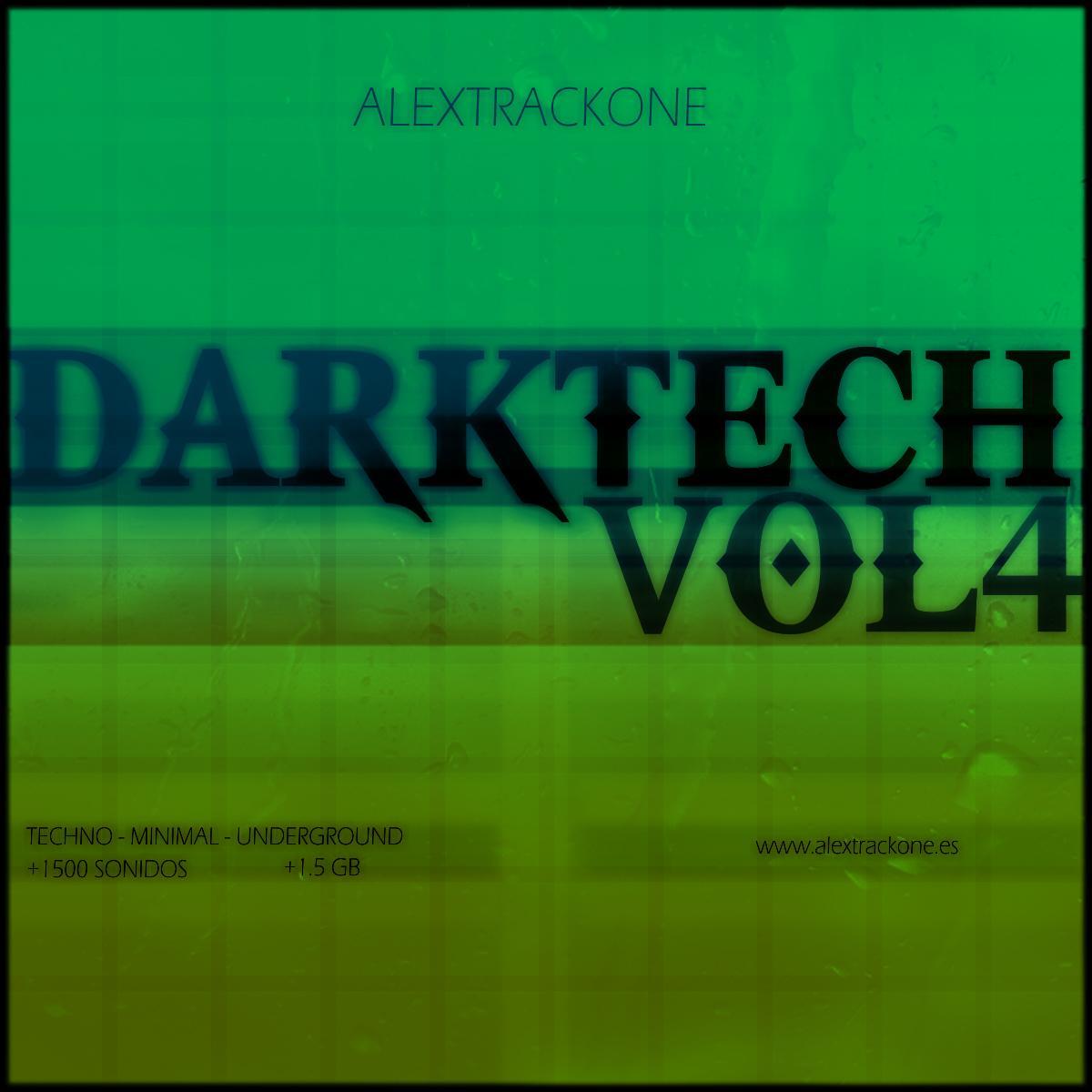 DarkTech Vol 4 -Samples Wav-