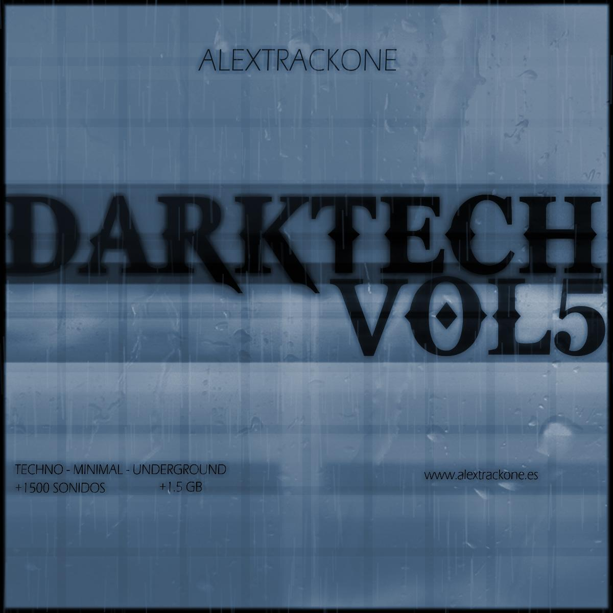 DarkTech Vol 5 - Samples WAV-