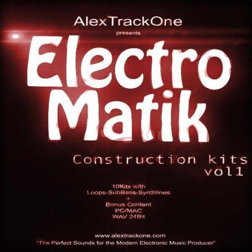 ElectroMatik Ck Vol.1 -Samples WAV-