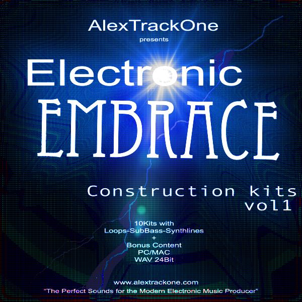 Electronic Embrace Vol 1 - Samples WAV-
