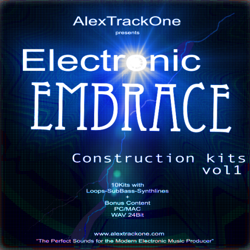 Electronic Embrace Vol 1 - Samples WAV-