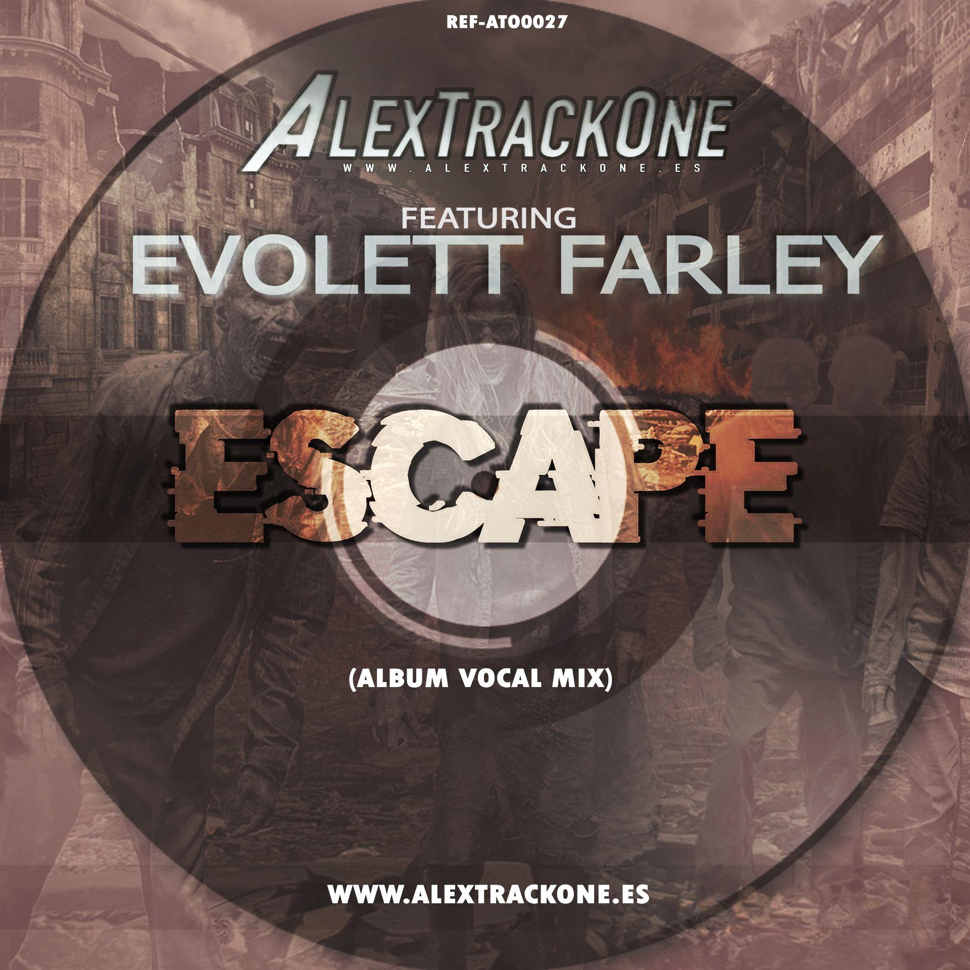 REF-ATO0027 FEAT EVOLETT FARLEY - ESCAPE (ORIGINAL MIX) (MP3 & WAV)