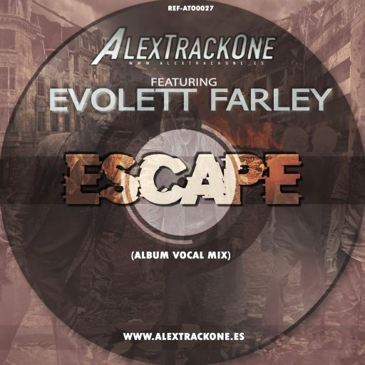 REF-ATO0027 FEAT EVOLETT FARLEY - ESCAPE (ORIGINAL MIX) (MP3 & WAV)