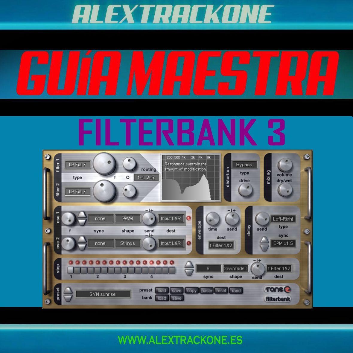 FILTERBANK 3 - Guia Maestra-