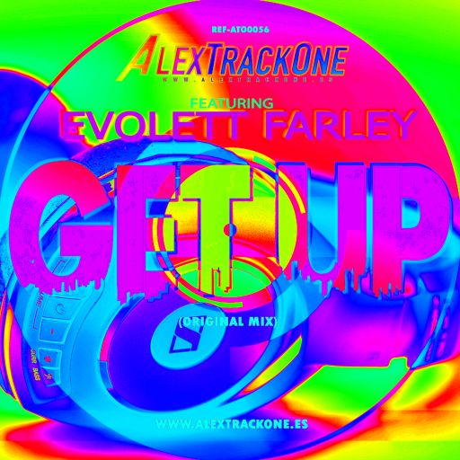 REF-ATO0056 FEAT EVOLETT FARLEY - GET UP (ORIGINAL MIX) (MP3 & WAV & FLAC)