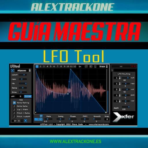 (-3 HORAS Videos MP4-) LFO TOOL -GUIA MAESTRA-