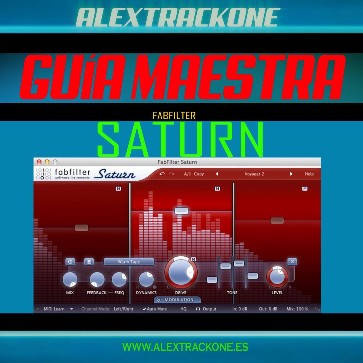 (-3 HORAS Videos MP4-) SATURN -GUIA MAESTRA-