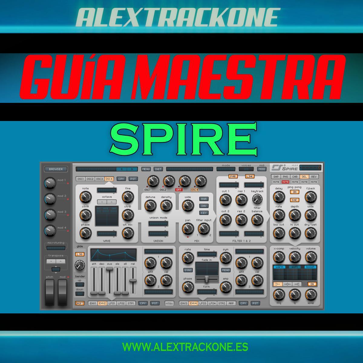 (-3 HORAS Videos MP4-) SPIRE -GUIA MAESTRA-