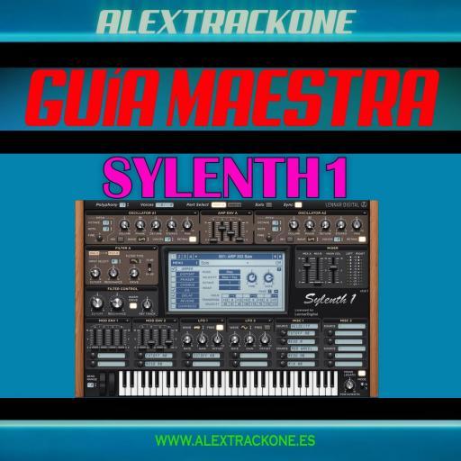 (-3 HORAS Videos MP4-) SYLENTH 1 -GUIA MAESTRA-