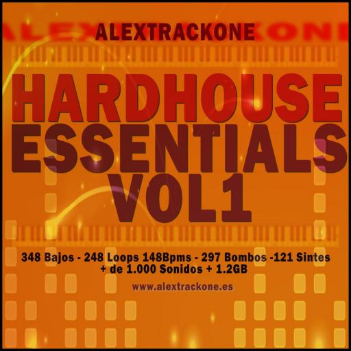 HARDHOUSE Essentials Vol1 -Samples WAV- [0]