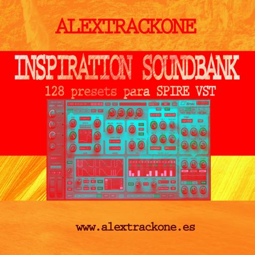 INSPIRATION SOUNDBANK 128 PRESETS para SPIRE VST VOL1