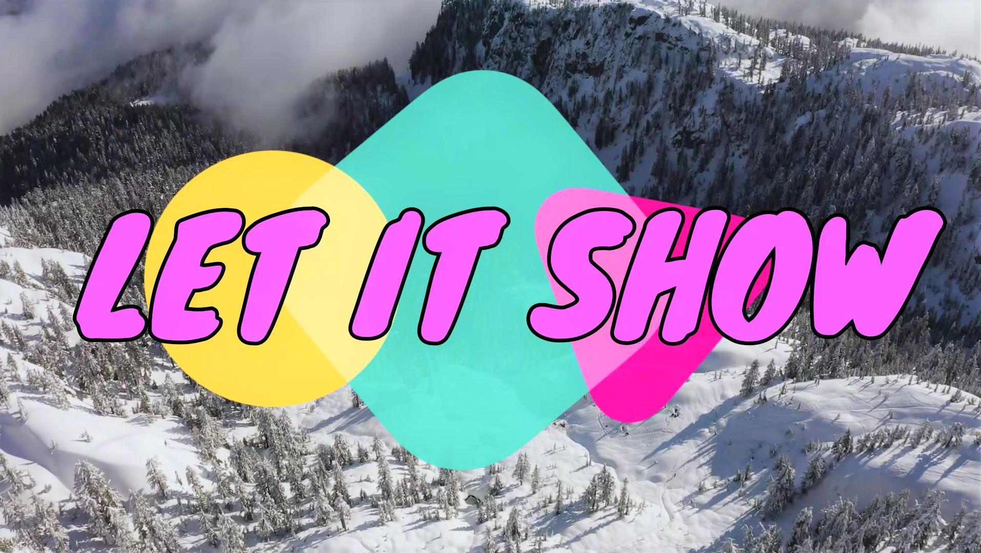 LET IT SHOW -Original Mix-