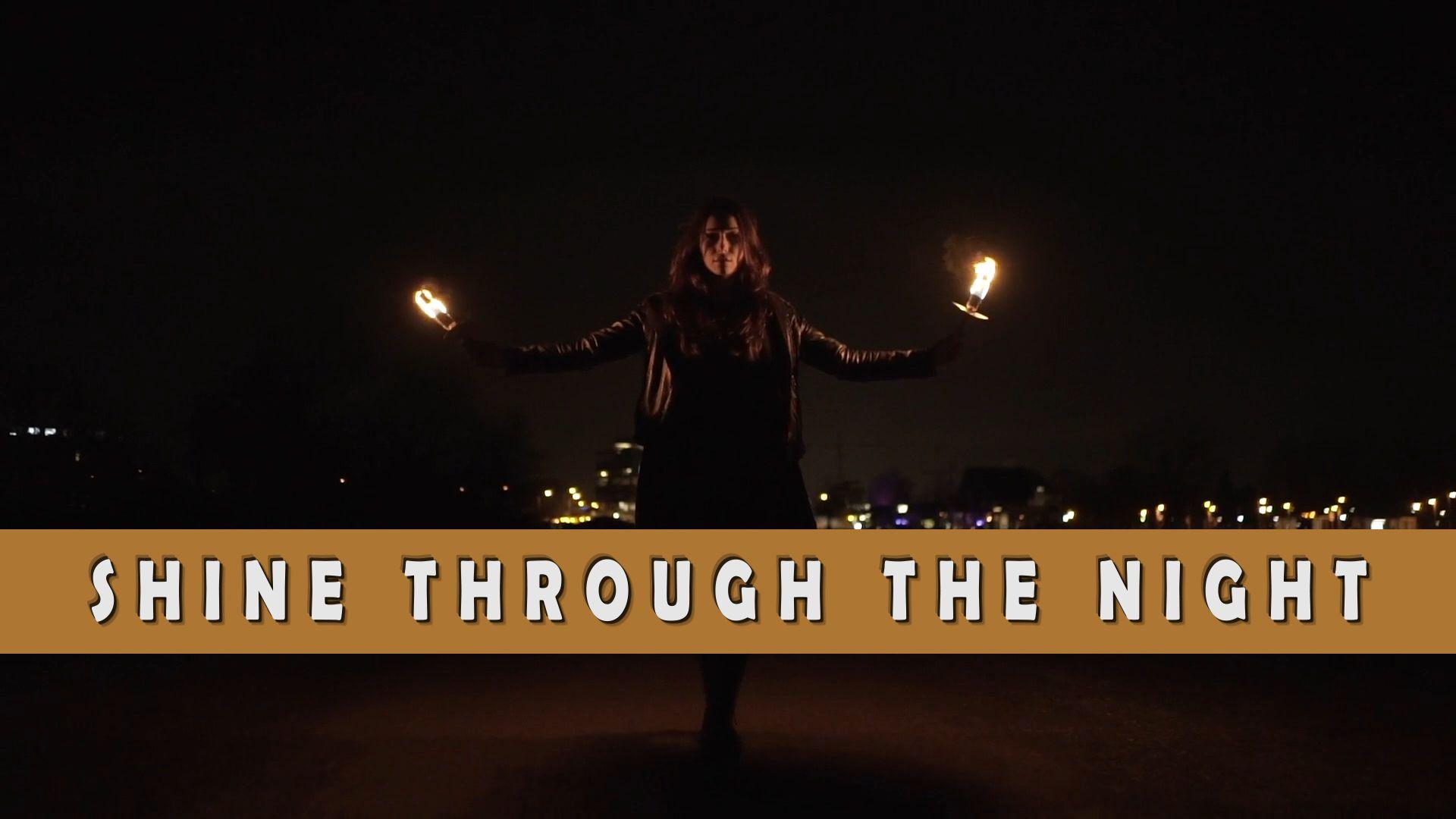 SHINE THROUGH THE NIGHT (original mix)