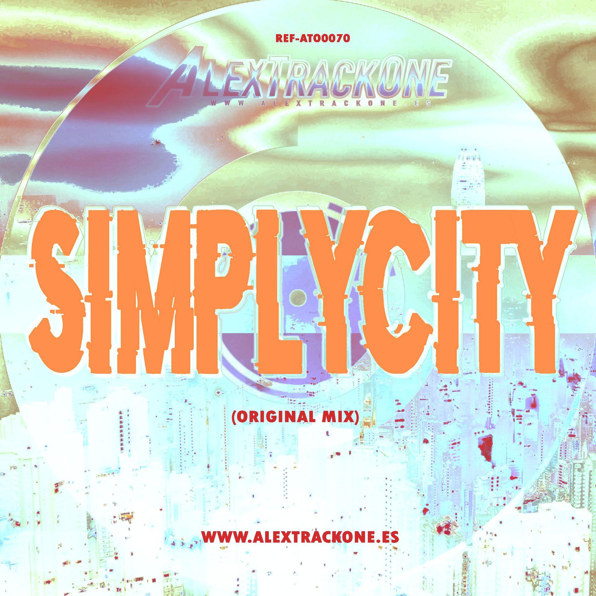 REF-ATO0070 SIMPLICITY (ORIGINAL MIX) (MP3 & WAV & FLAC)