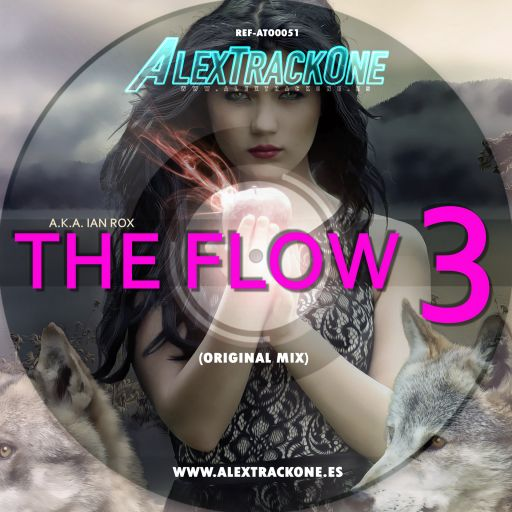 REF-ATO0051 AKA IAN ROX - THE FLOW 3 (ORIGINAL MIX) (MP3 & WAV)