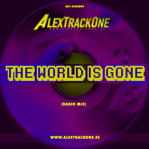 REF-ATO0009 THE WORLD IS GONE (ORIGINAL MIX) (MP3 & WAV)