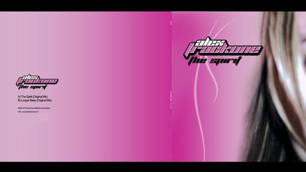 THE SPIRIT (Original Mix 2005) - ALEXTRACKONE (MP3 & WAV)