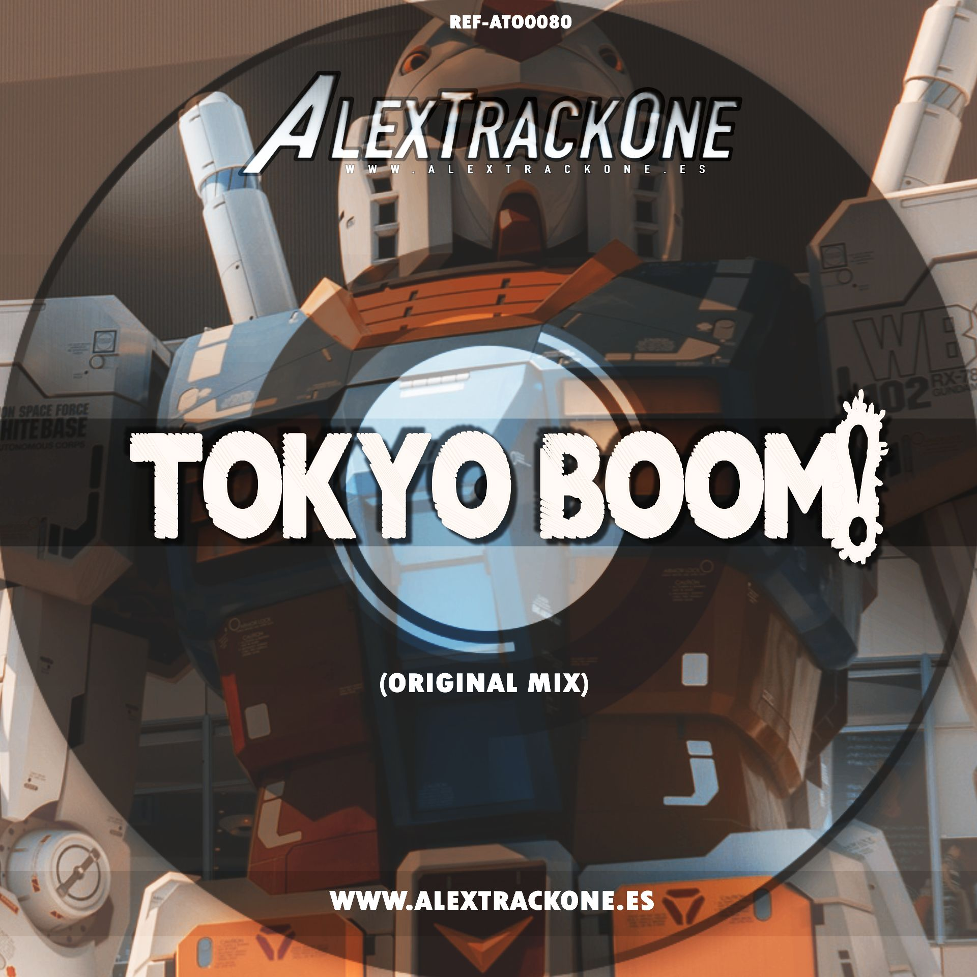 REF-ATO0080 TOKYO BOOM (ORIGINAL MIX) (MP3 & WAV & FLAC)