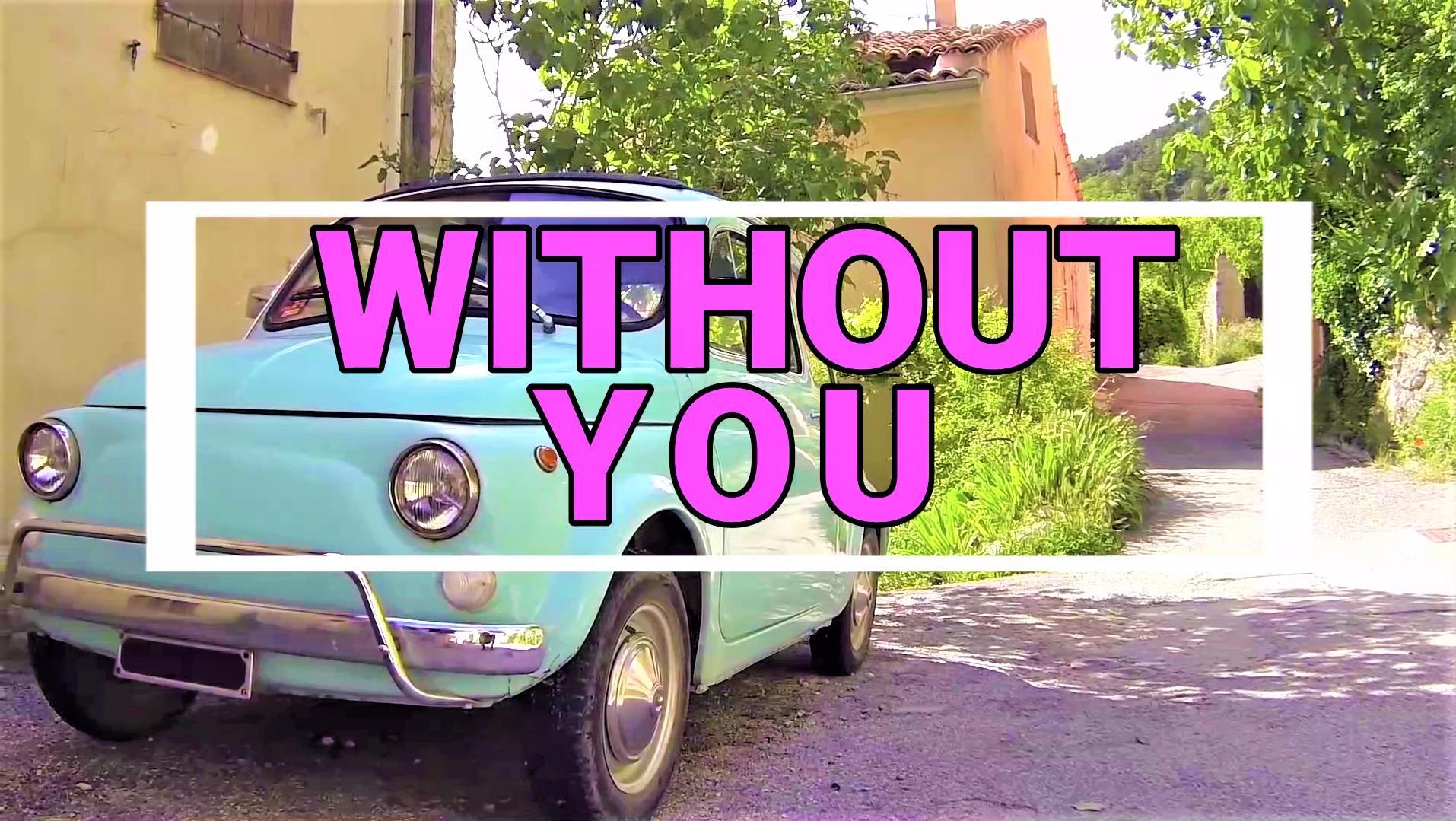 WITHOUT YOU -Original Mix-
