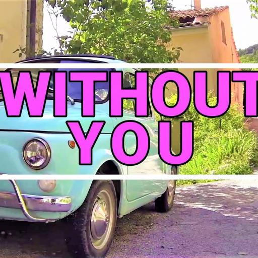 WITHOUT YOU -Original Mix-