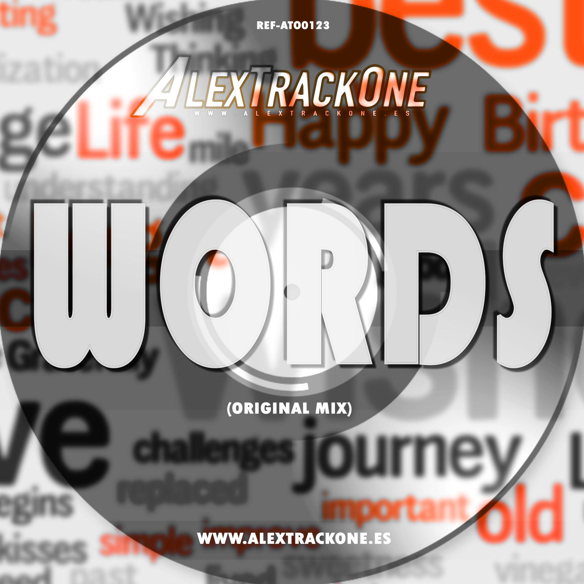 REF-ATO0123 WORDS (ORIGINAL MIX) (MP3 & WAV & FLAC)