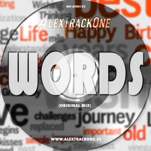 REF-ATO0123 WORDS (ORIGINAL MIX) (MP3 & WAV & FLAC)