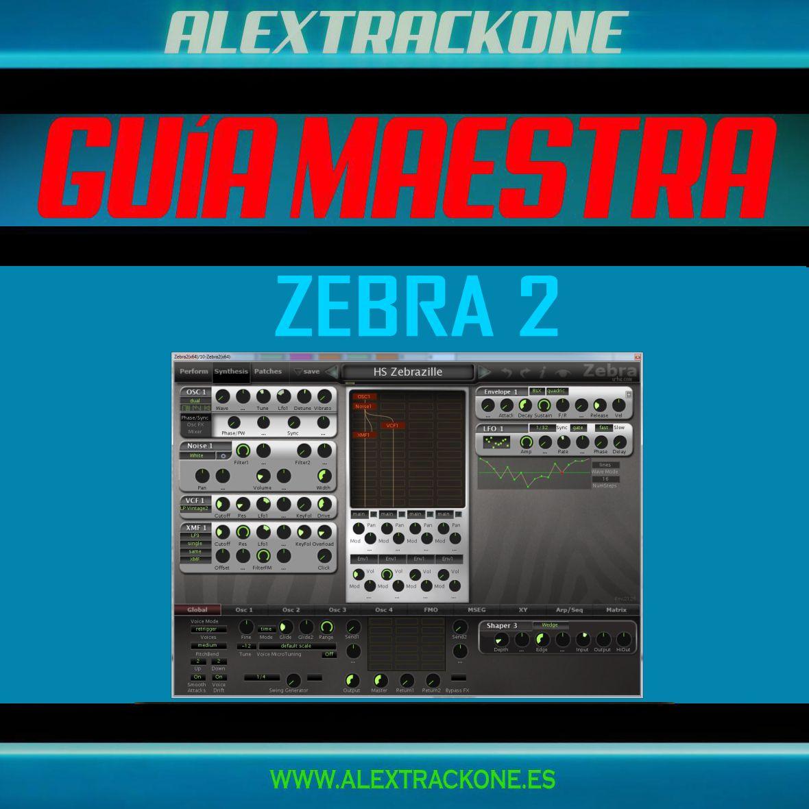 ZEBRA 2 -Guia Maestra-