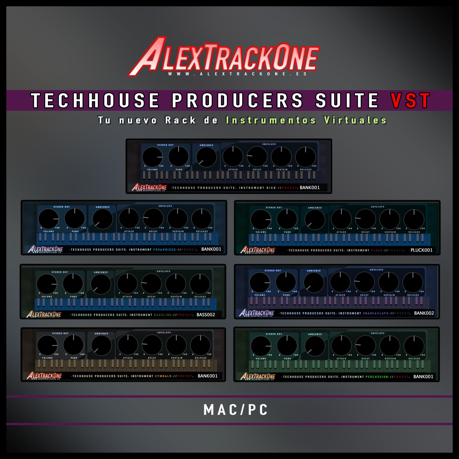 techhouse producers suite vst by alextrakone COVER 2 1600x.png