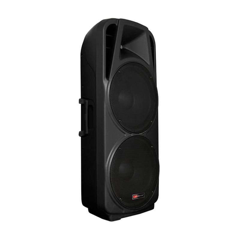 Mark Mbs 1215/2A Altavoz Amplificado Usb/Bluetooth