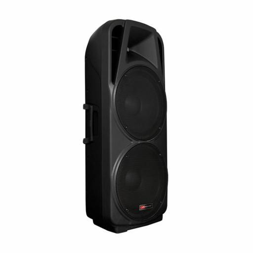 Mark Mbs 1215/2A Altavoz Amplificado Usb/Bluetooth [0]