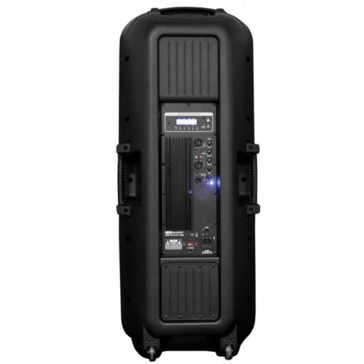 Mark Mbs 1215/2A Altavoz Amplificado Usb/Bluetooth [1]