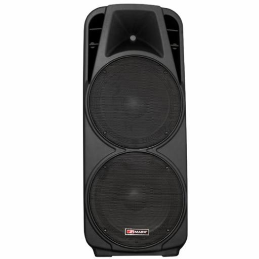 Mark Mbs 1215/2A Altavoz Amplificado Usb/Bluetooth [2]