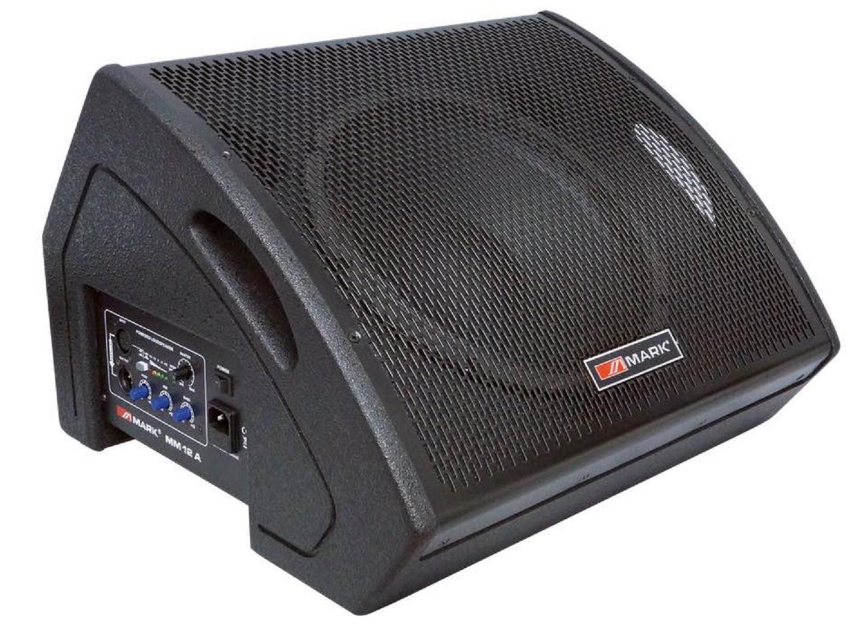 Mark Mm 12 A Monitor de Escenario Amplificado