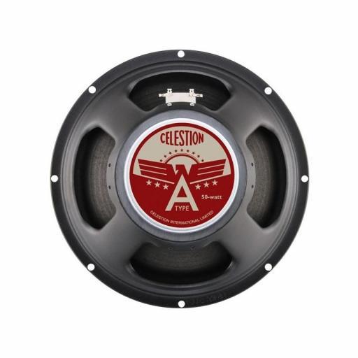 "Celestion A-Type Altavoz 16 Ohms 12"" para Amplificador de Guitarra"