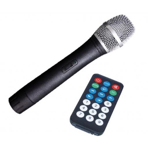 Ams A 82 B Sistema de Audio Portátil [2]