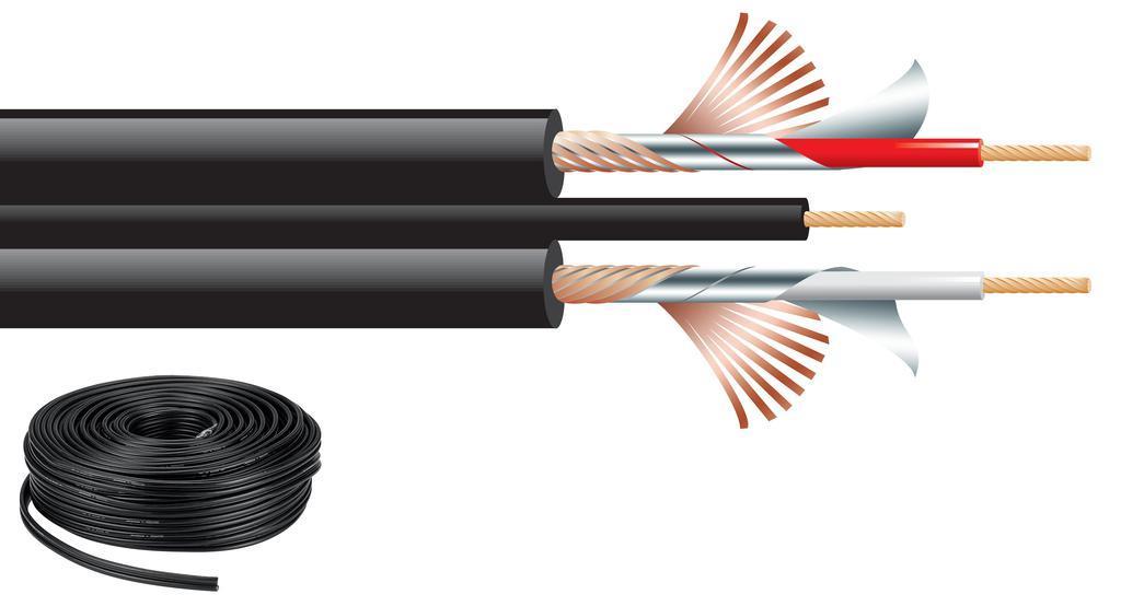 Cable de Señal Audio Ac-53/Sw (50 mts.)