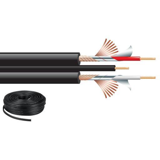 Cable de Señal Audio Ac-53/Sw (50 mts.) [0]