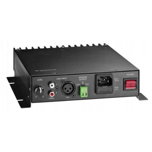 Monacor Akb-160 Amplificador para megafonía