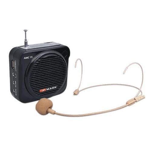 Mark Amc 15 Sistema de Audio Portátil