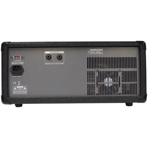 Ams Amp 500 Usb Mezclador/Cabezal Amplificado [1]