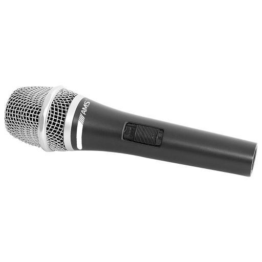 Ams Am 403 Micrófono Dinámico con Interruptor