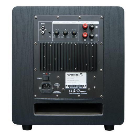 Work Arc Sub 10 MkII Sugrave Amplificado [1]