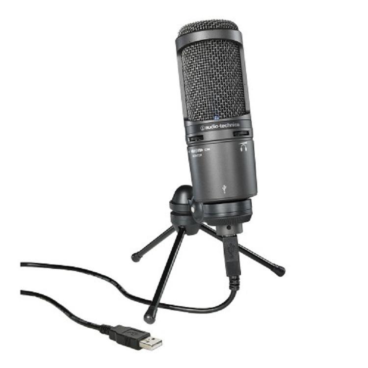 Audio-Technica At2020 Usb+ Micrófono de Condensador Usb