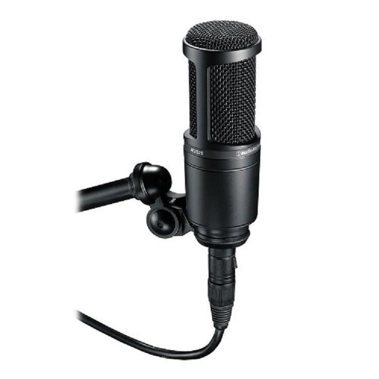 Audio-Technica At2020 Micrófono de Condensador